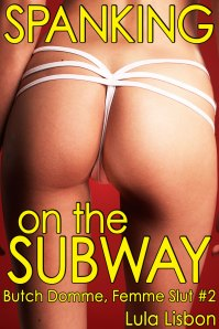 Spanking on the Subway