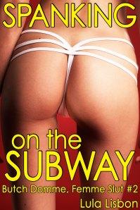 Spanking on the Subway