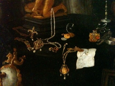 "Another detail from ""Allegory of Sight"""